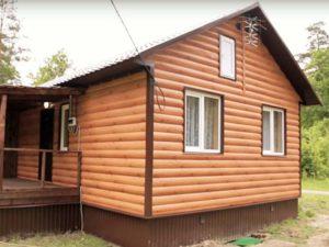 База отдыха на Белом озере Николаевского района дача