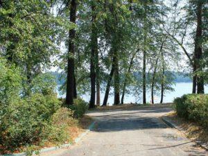 Ульяновская область санаторий Белое озеро
