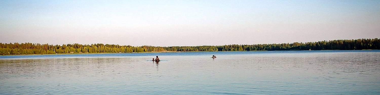 Лучшее озеро Ульяновской области