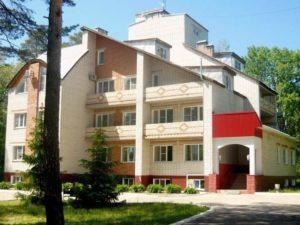 Ульяновская область Санаторий Белый Яр